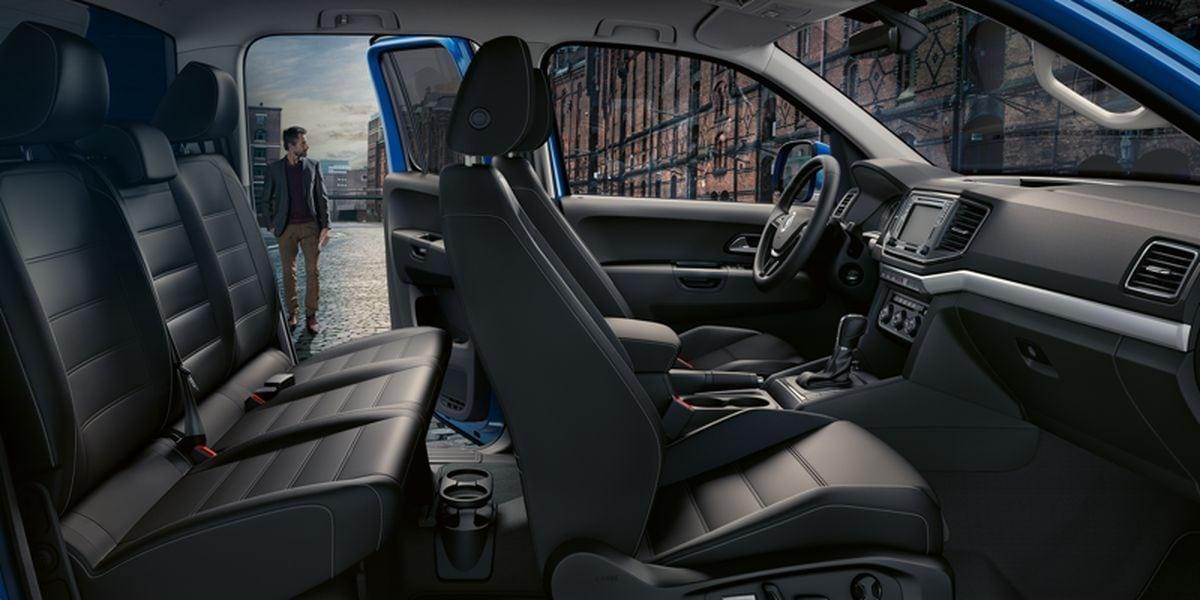 Der neue VW Amarok V6 - Ein Auto für echte Männer | sponsored Posts | Was is hier eigentlich los?