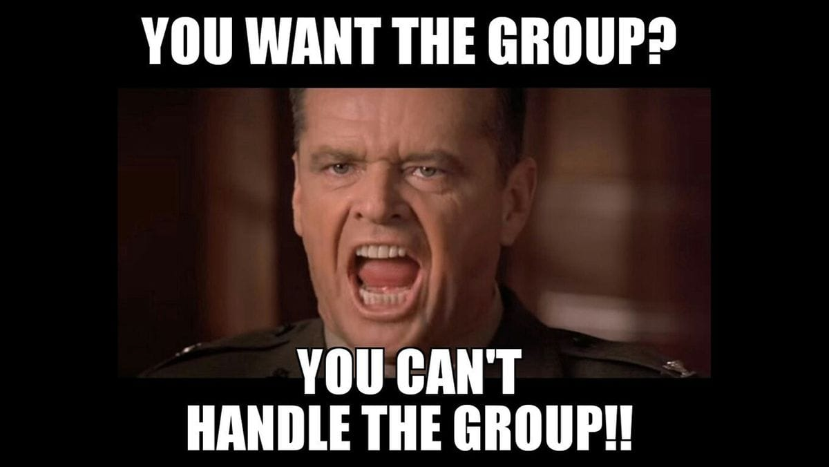 Gedankentüdelüt (76): Facebook-Gruppen - Braucht die jemand oder kann das weg? | Kolumne | Was is hier eigentlich los?