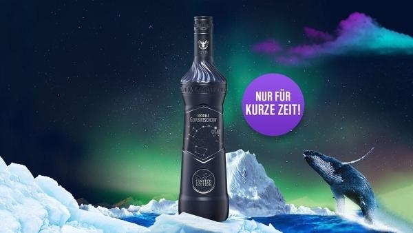Gewinnspiel: Die Limited Edition von Wodka Gorbatschow - Mystic Ice World | sponsored Posts | Was is hier eigentlich los? | wihel.de