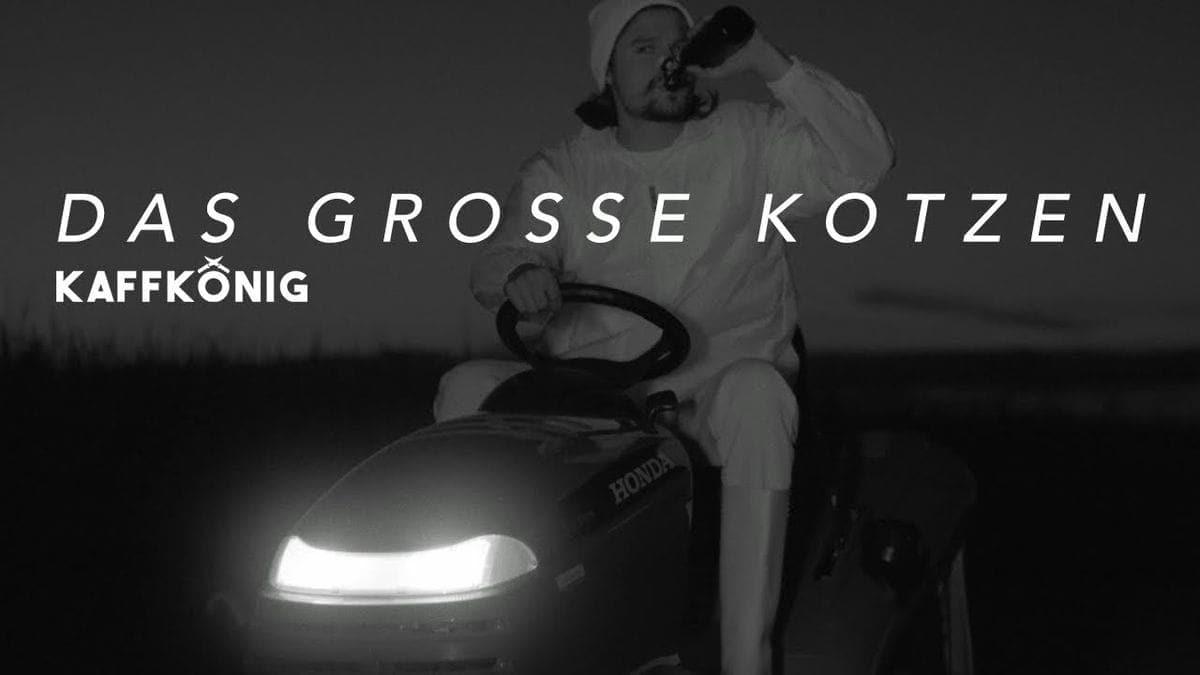Kaffkönig - Das große Kotzen | Musik | Was is hier eigentlich los?