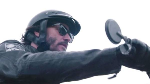 Keanu Reeves baut Motorräder | Menschen | Was is hier eigentlich los? | wihel.de