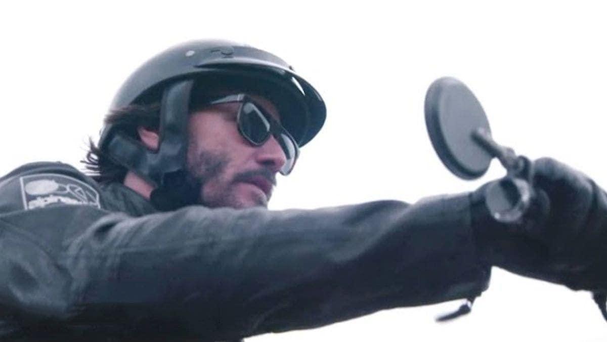 Keanu Reeves baut Motorräder | Menschen | Was is hier eigentlich los?
