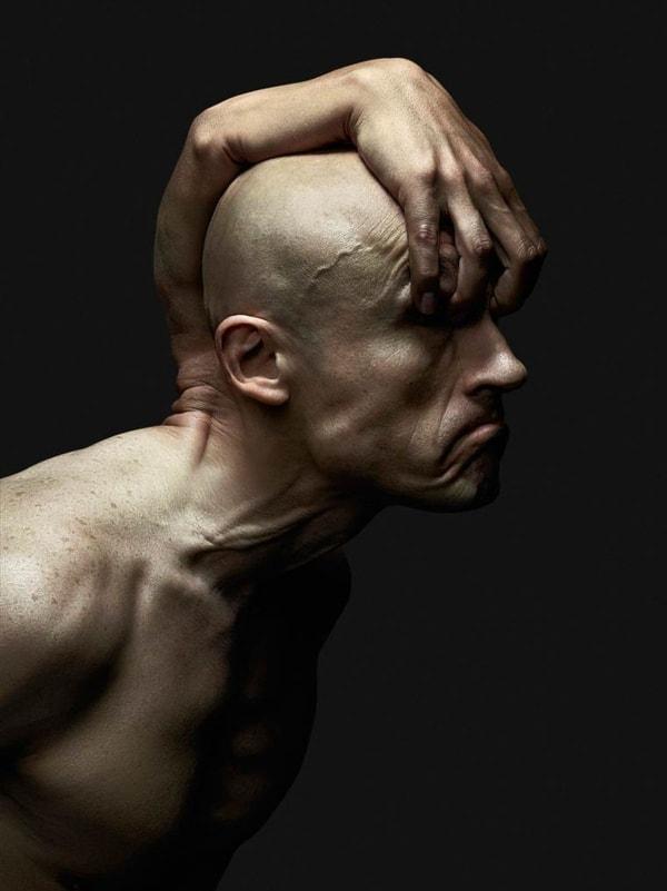Surreale Portraits von Jeffrey Vanhoutte und Babak Hosseiny | Design/Kunst | Was is hier eigentlich los?