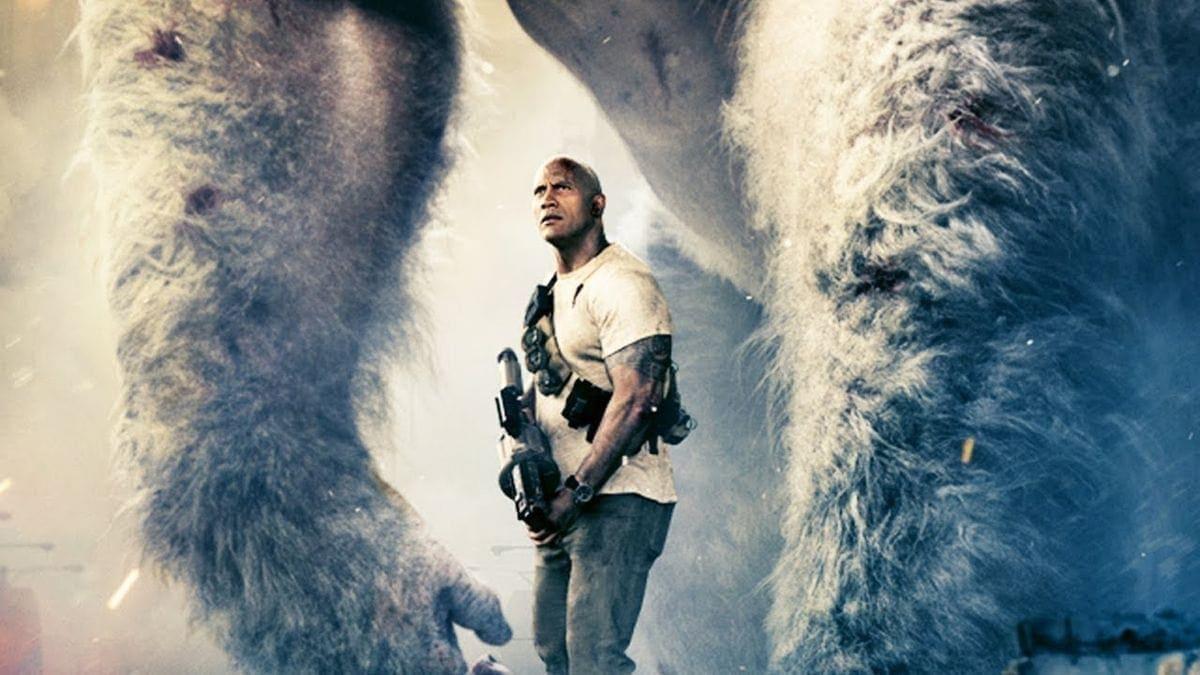 Trailer: Rampage | Kino/TV | Was is hier eigentlich los?