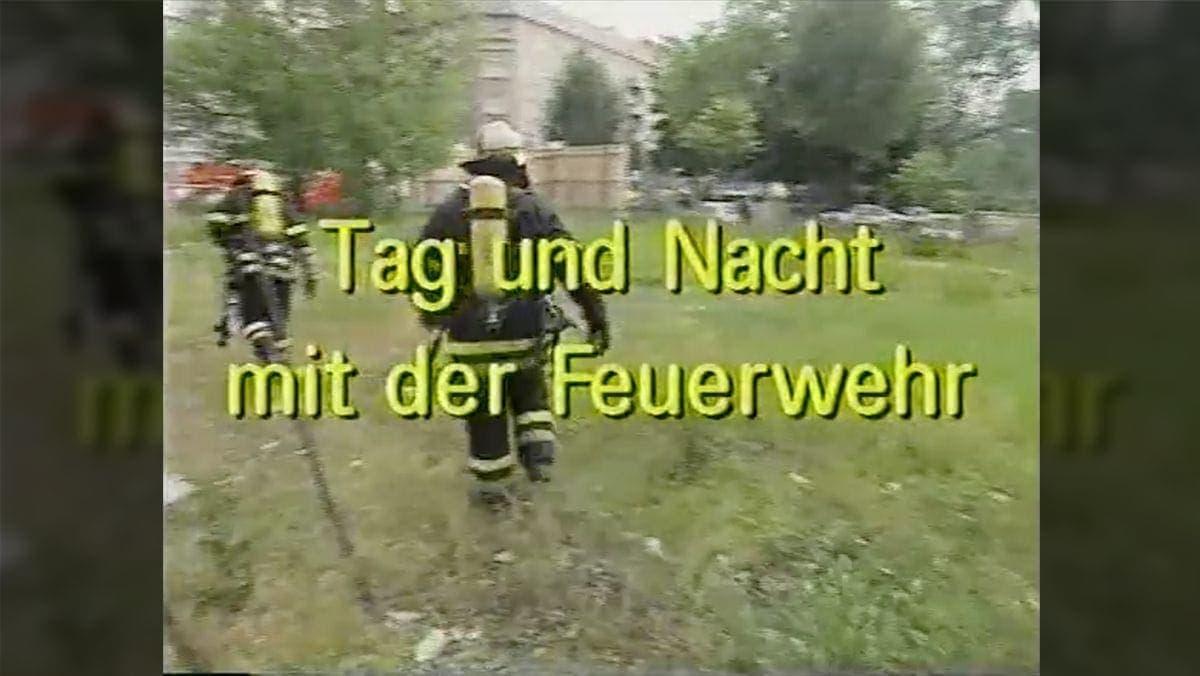 Unterwegs mit der Feuerwehr im Jahre 1995 | Menschen | Was is hier eigentlich los?