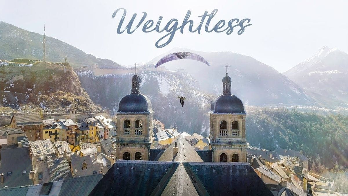 Weightless - Jean-Baptiste Chandelier | Awesome | Was is hier eigentlich los?