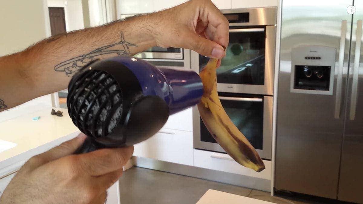 Wie man dunkle Bananen wieder gelb bekommt | Essen und Trinken | Was is hier eigentlich los?