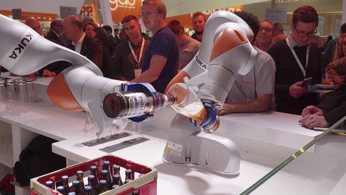 Wie uns Roboter die Arbeitsplätze wegnehmen | Gadgets | Was is hier eigentlich los?