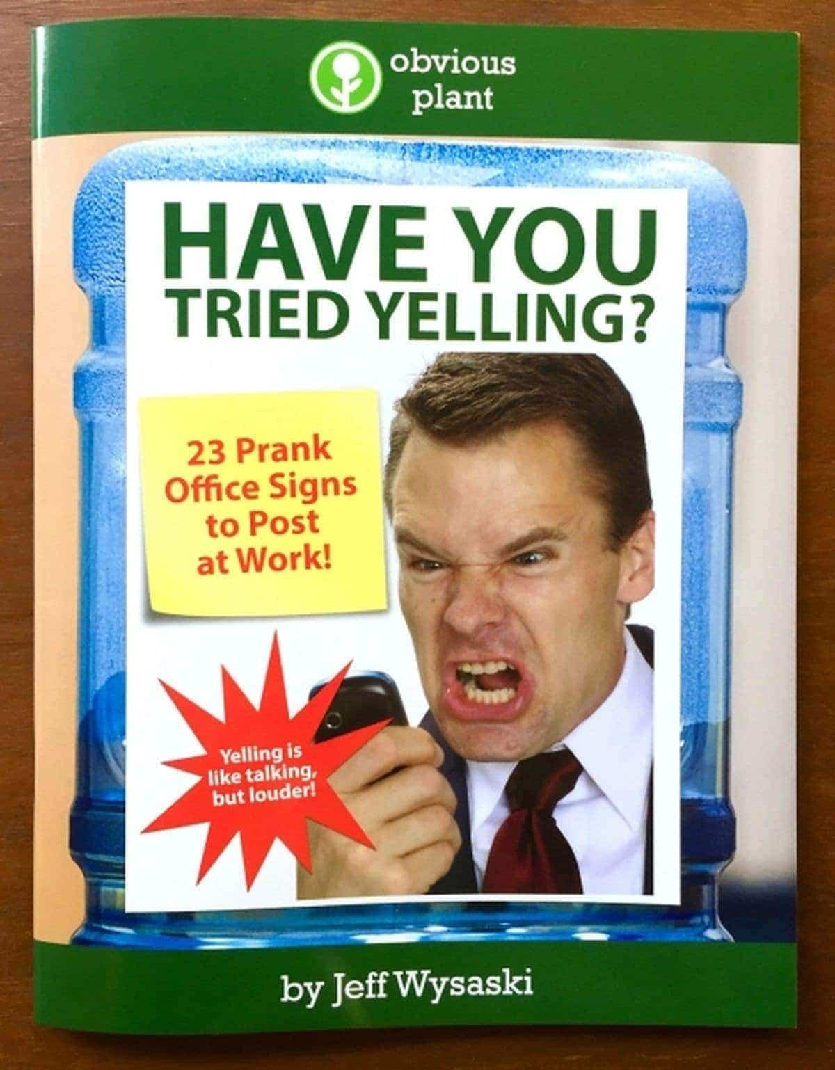 Büro-Plakate der besonderen Art | Lustiges | Was is hier eigentlich los?