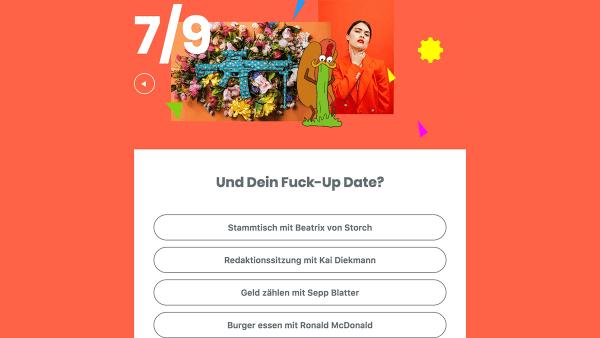 Der Spend-O-Mat - Finde dein Hilfsprojekt | Menschen | Was is hier eigentlich los? | wihel.de