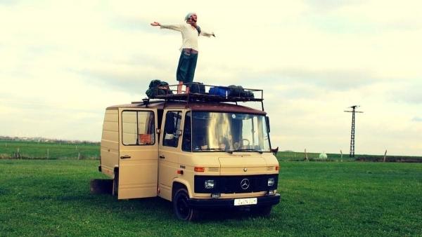 Ein Leben im Van - Cale, der Unkonventionelle | Menschen | Was is hier eigentlich los? | wihel.de