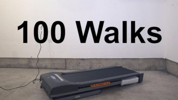 Ein Typ, der 100 Arten zu Gehen zeigt | Lustiges | Was is hier eigentlich los? | wihel.de