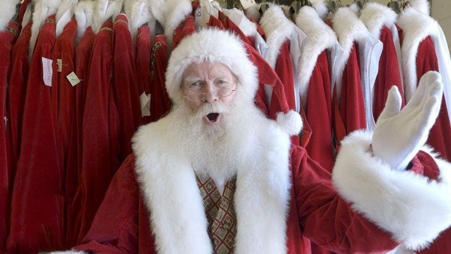 In einer Schulklasse für angehende Weihnachtsmänner | Menschen | Was is hier eigentlich los?
