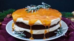 Line backt Lebkuchen-Torten mit Espresso-Zimt-Creme | Line backt | Was is hier eigentlich los? | wihel.de