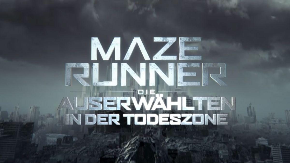 Trailer: Maze Runner 3 – Die Auserwählten in der Todeszone   Kino/TV   Was is hier eigentlich los?