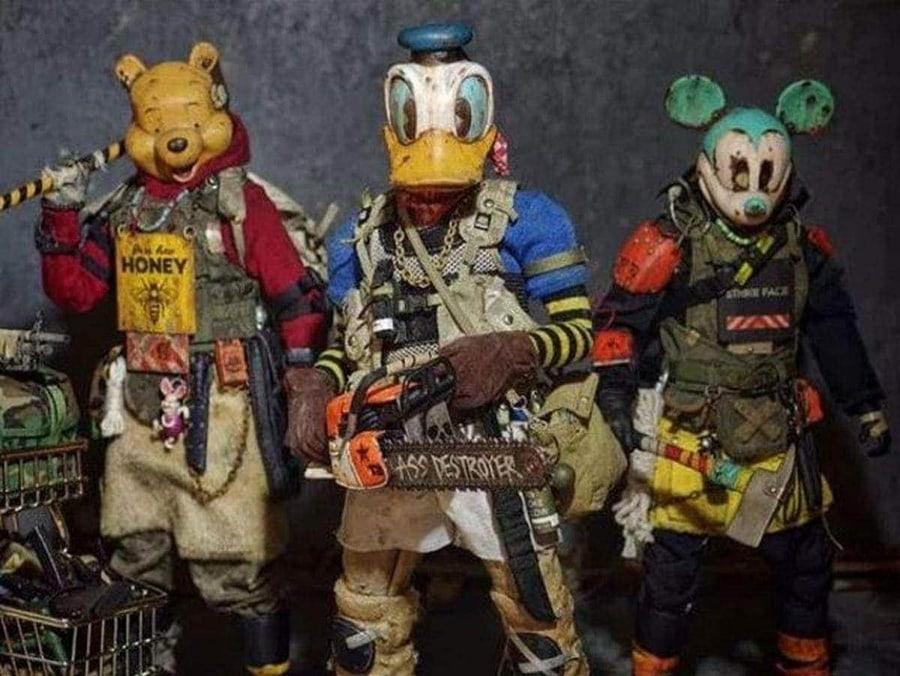 Apokalyptische Spielzeugfiguren von Y. Nakajima   Design/Kunst   Was is hier eigentlich los?