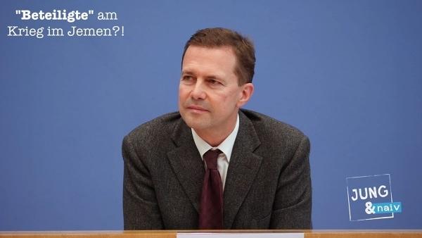 Die Bundespressekonferenz - Ist das Kunst oder kann das weg? | WTF | Was is hier eigentlich los? | wihel.de