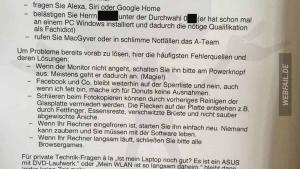 Die obligatorische letzte Mail vor dem Jobwechsel | Lustiges | Was is hier eigentlich los? | wihel.de