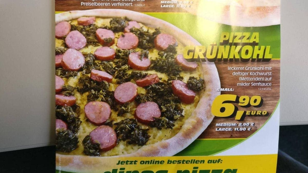 Die wohl ekligste Pizza der Welt | WTF | Was is hier eigentlich los?