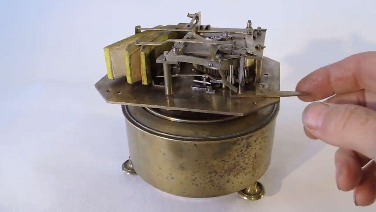 Eine mechanische Vogelstimmenmaschine von 1890 | Gadgets | Was is hier eigentlich los?