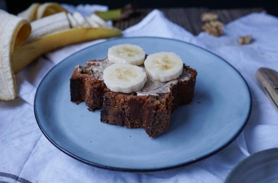 Line backt Espresso-Bananenbrot mit Zimt-Butter | Line backt | Was is hier eigentlich los?