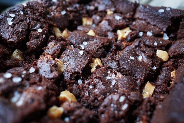 Line backt Salted Caramel Brownies | Line backt | Was is hier eigentlich los? | wihel.de
