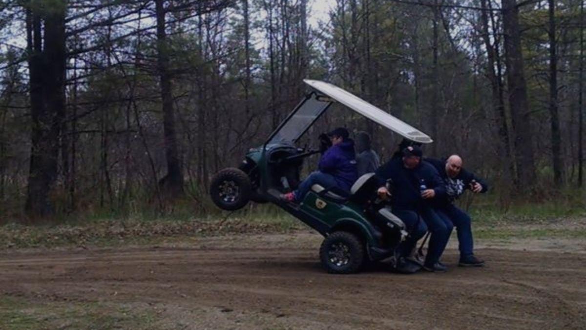 People vs. Golf | Lustiges | Was is hier eigentlich los?