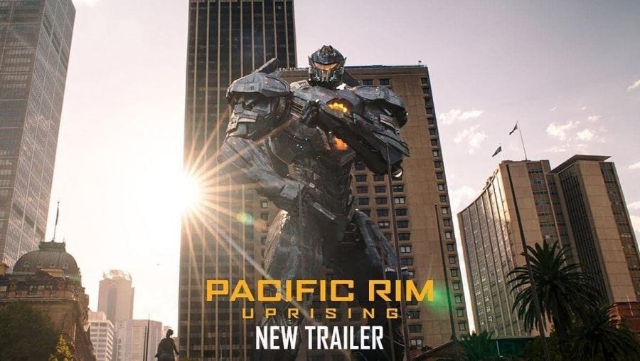 Trailer: Pacific Rim 2   Kino/TV   Was is hier eigentlich los?