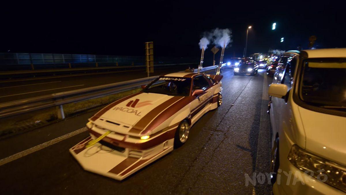 (Übertrieben) modifizierte Autos aus Japan | Menschen | Was is hier eigentlich los?