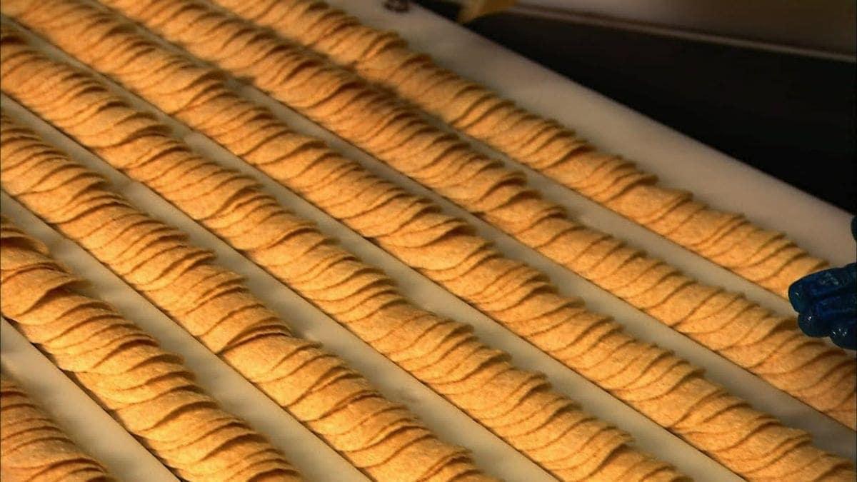 Wie Kartoffel-Chips hergestellt werden | Essen und Trinken | Was is hier eigentlich los?