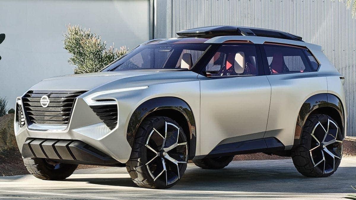 Der Nissan Xmotion | Nerd-Kram | Was is hier eigentlich los?