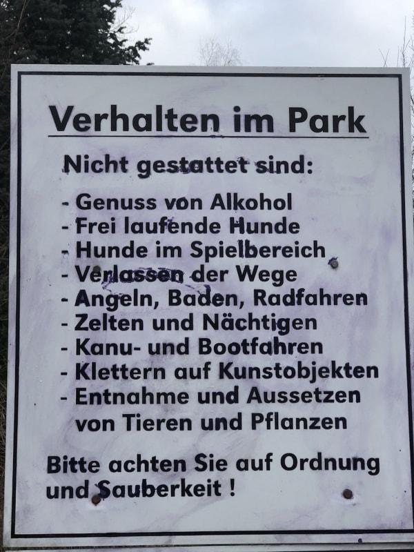 Deutsche Parks - Wo man noch richtig Spaß haben kann | Lustiges | Was is hier eigentlich los? | wihel.de