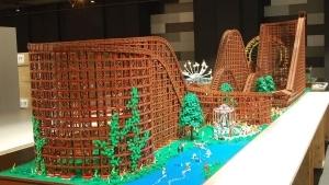 Die größte aus LEGO gebaute