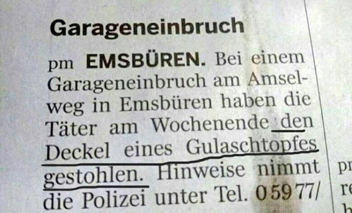 Die Kriminalität in Deutschland wird immer schlimmer! | Lustiges | Was is hier eigentlich los?