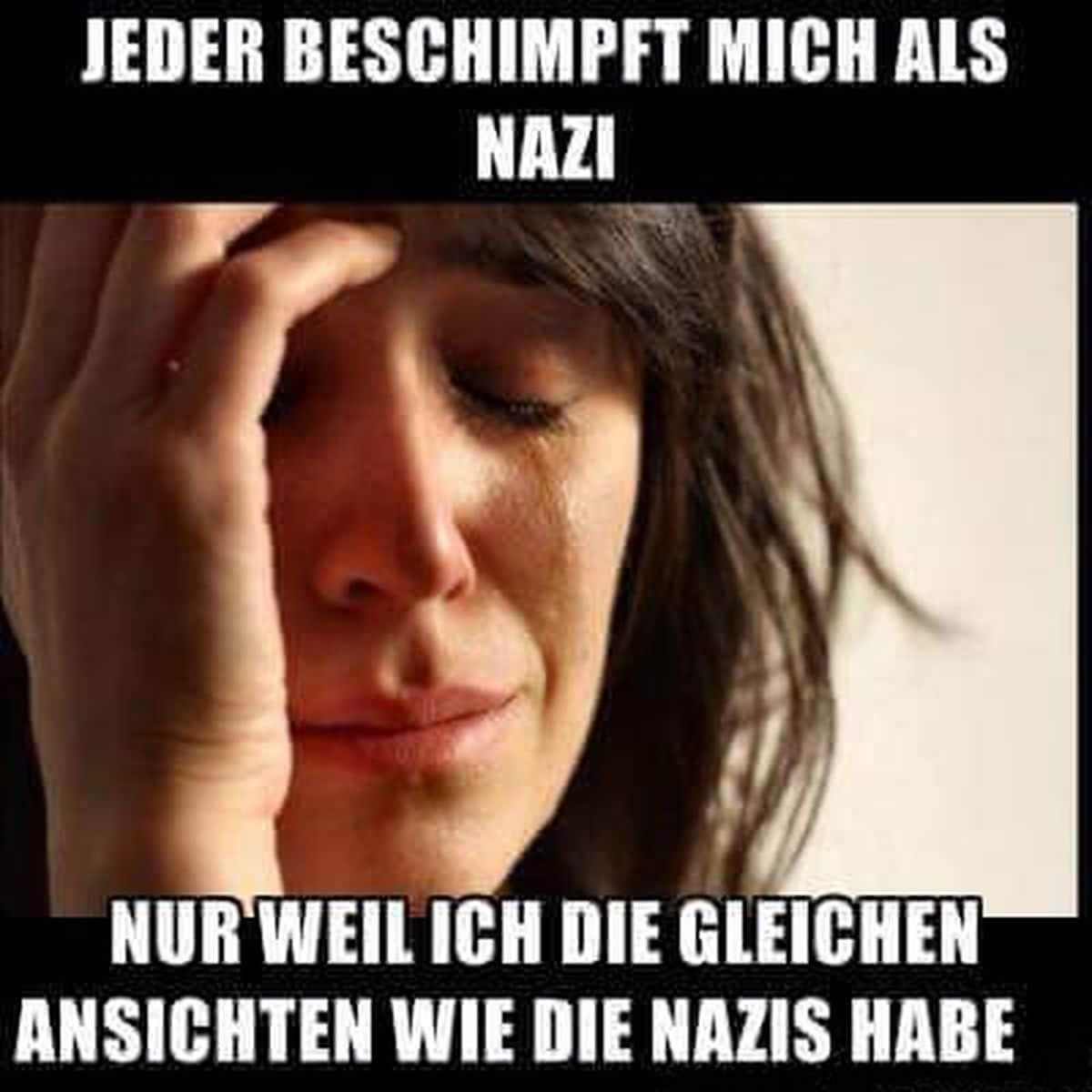 Gedankentüdelüt (86): Wenn man mal mit Nazis zu tun hat ... | Kolumne | Was is hier eigentlich los?