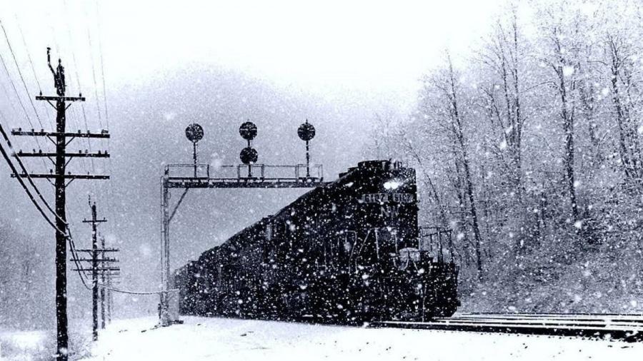 Mit der Eisenbahn durchs verschneite Norwegen | Nerd-Kram | Was is hier eigentlich los?