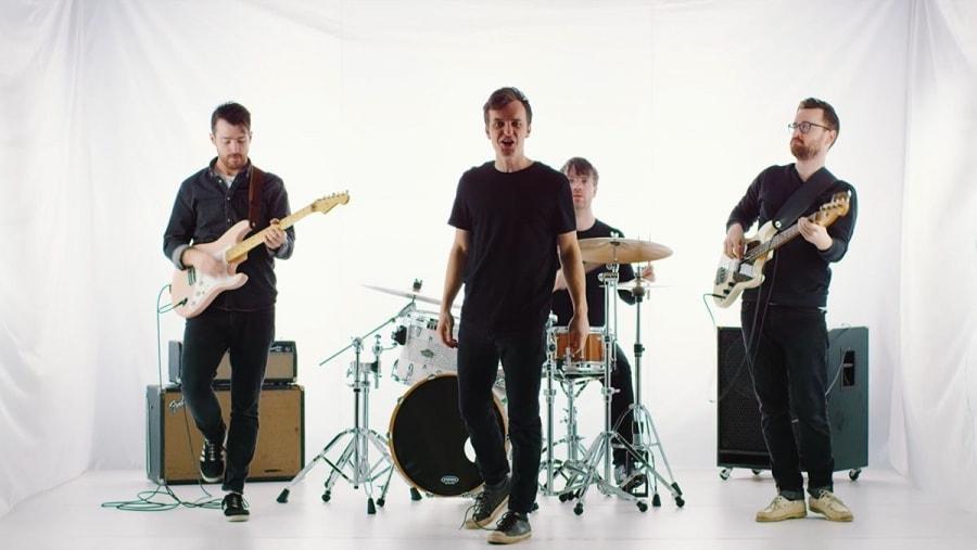 Paper Lions - Don't Wanna Dance   Musik   Was is hier eigentlich los?
