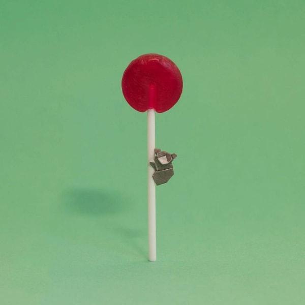 Ross Symons bastelt jeden Tag eine Mini-Origami-Figur | Design/Kunst | Was is hier eigentlich los? | wihel.de
