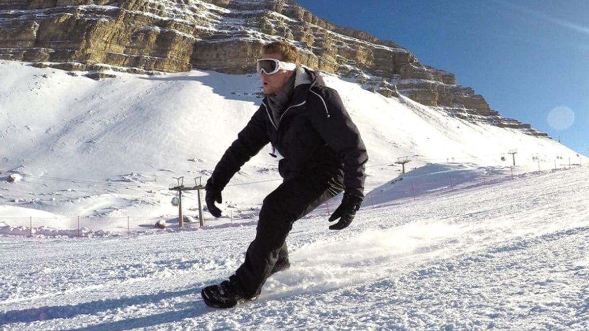 Snowfeet - Die kleinsten Skier der Welt? | Gadgets | Was is hier eigentlich los?
