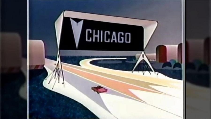 Wie Disney den Verkehr der Zukunft gesehen hat | Zeitgeschichte | Was is hier eigentlich los?
