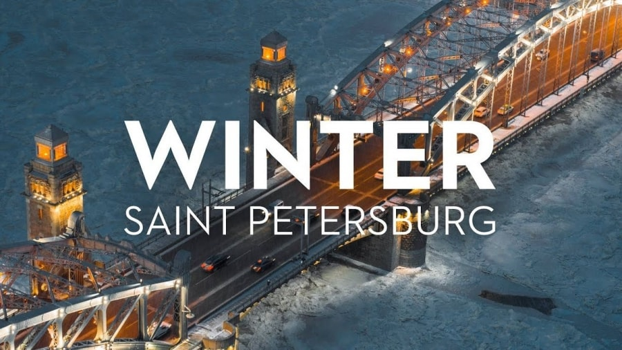 Winter in St. Petersburg in 6K | Travel | Was is hier eigentlich los?