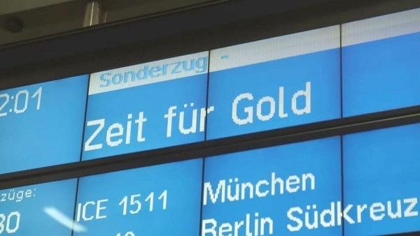 Zeit für Gold - Die Deutsche Bahn, das Olympia Team Deutschland und die Deutsche Paralympische Mannschaft | sponsored Posts | Was is hier eigentlich los? | wihel.de