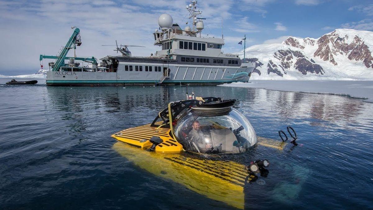 1.000 Meter unter der Antarktis | Awesome | Was is hier eigentlich los?