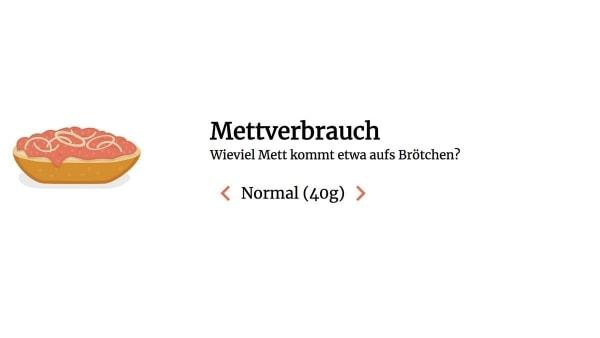 Der Mettrechner | Lustiges | Was is hier eigentlich los? | wihel.de