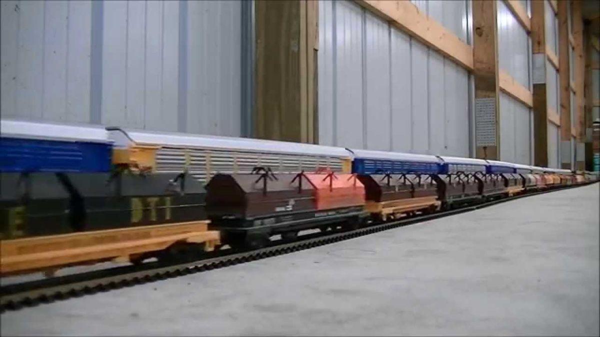 Die längste Modelleisenbahn der Welt | Gadgets | Was is hier eigentlich los?