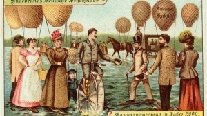 Ein Blick in die Zukunft von 1900 | Zeitgeschichte | Was is hier eigentlich los?