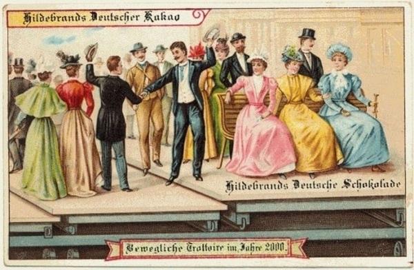 Ein Blick in die Zukunft von 1900 | Zeitgeschichte | Was is hier eigentlich los? | wihel.de
