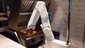 Ein Burgerbratroboter in Aktion | Gadgets | Was is hier eigentlich los? | wihel.de