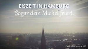 Eiszeit in Hamburg | Lustiges | Was is hier eigentlich los? | wihel.de