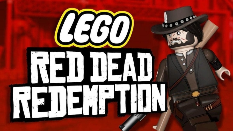 Red Dead Redemption in der LEGO-Version | Games | Was is hier eigentlich los?